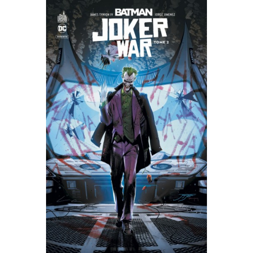 Batman Joker War Tome 2 (VF)