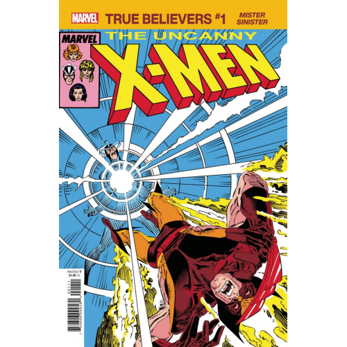 X-MEN MISTER SINISTER 1 (VO)