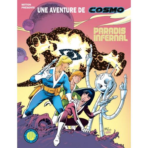 Une Aventure de Cosmo tome 1 (VF)