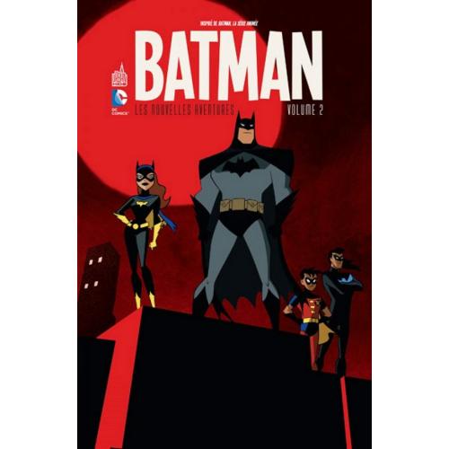 Batman Les nouvelles aventures tome 2 (VF)