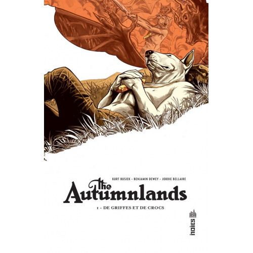 THE AUTUMNLANDS Tome 1 (VF)