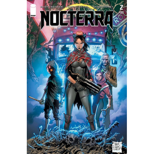 NOCTERRA 2 (VO) SCOTT SNYDER - TONY DANIEL