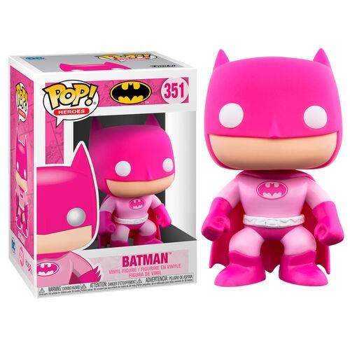 Funko Pop Breast Cancer Awareness Batman 351