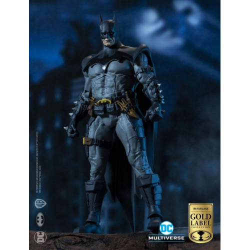 DC Multiverse figurine Batman Designed by Todd McFarlane Gold Label Collection
