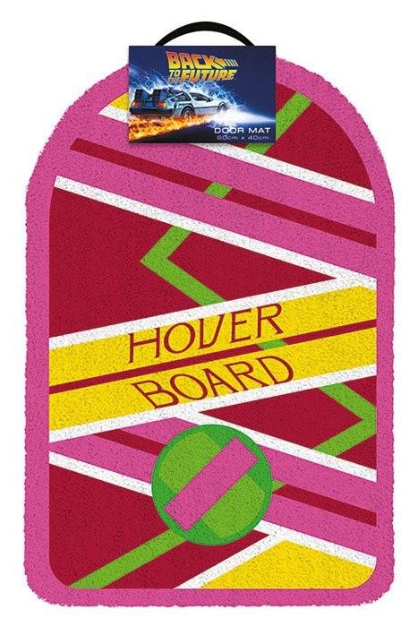 Retour vers le futur paillasson Hoverboard 40 x 60 cm
