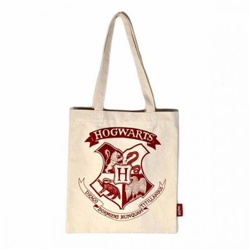 Harry Potter sac shopping Hogwarts Crest
