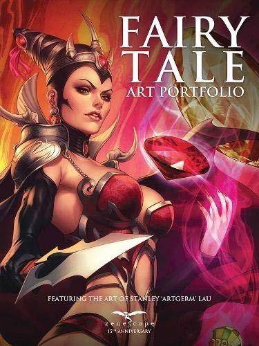 FAIRY TALES ART PORTFOLIO (VO)
