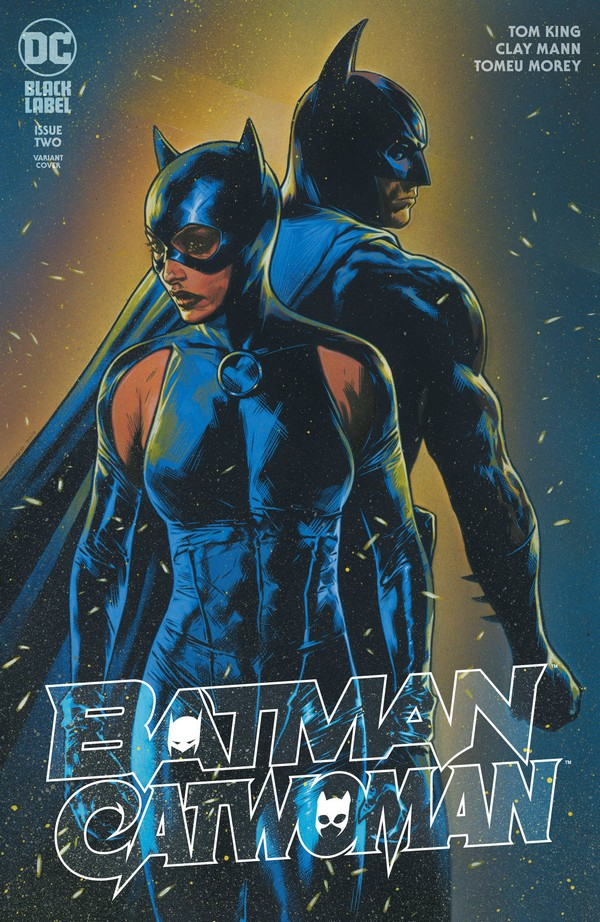 BATMAN CATWOMAN 2 TRAVIS CHAREST VAR ED (VO)