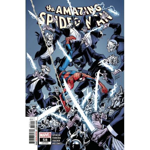 AMAZING SPIDER-MAN 58 (VO)