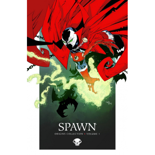 SPAWN ORIGINS TP VOL 01 (VO)
