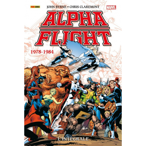 ALPHA FLIGHT : L'INTEGRALE 1978-1984 (VF)