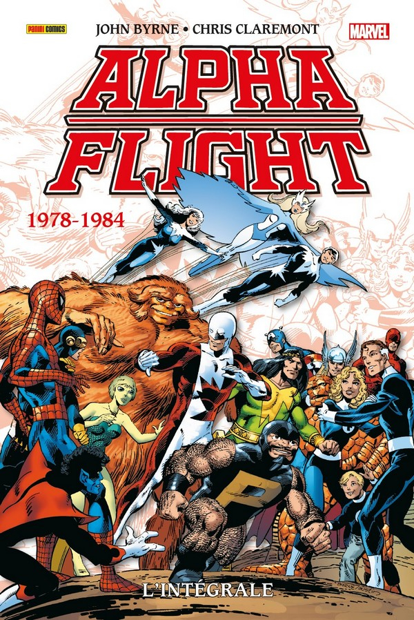 ALPHA FLIGHT : L'INTEGRALE 1978-1984 (VF)