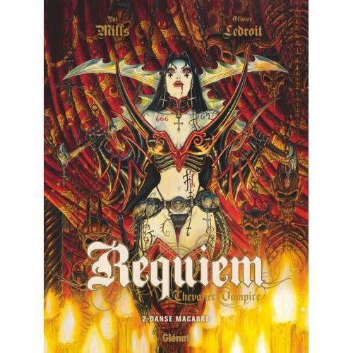 Requiem Tome 2 : Danse macabre (VF)