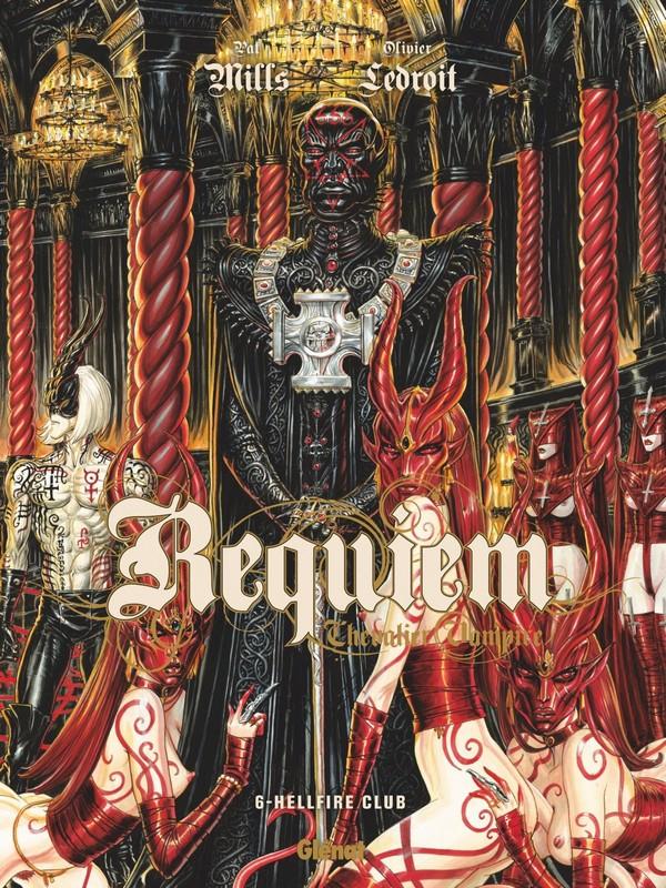 Requiem Tome 6 : Hellfire Club (VF)