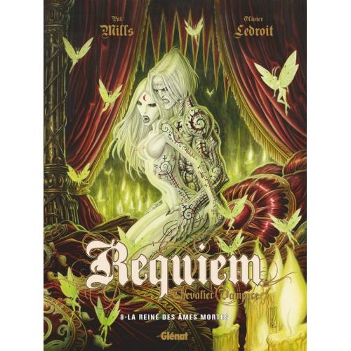 Requiem Tome 8 : La reine des âmes mortes (VF)
