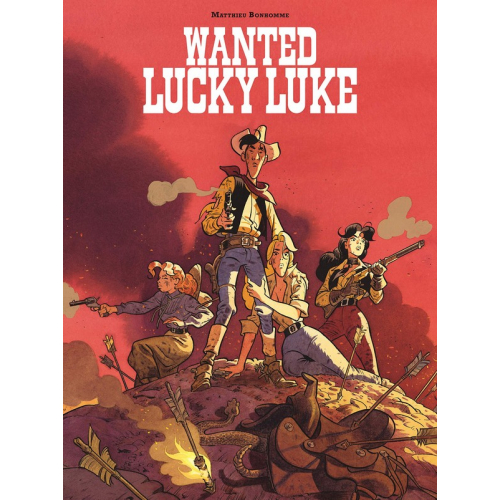 Wanted, Lucky Luke ! (VF)