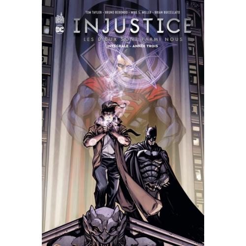 Injustice intégrale Année trois Tome 3 (VF)