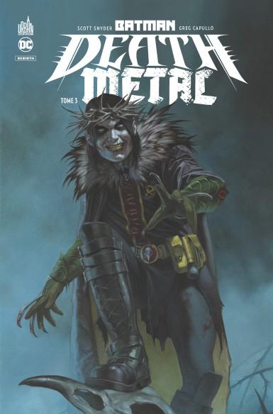 Batman Death Metal Tome 3 (VF)
