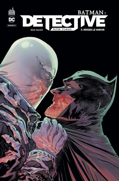 Batman Detective Tome 5 (VF)