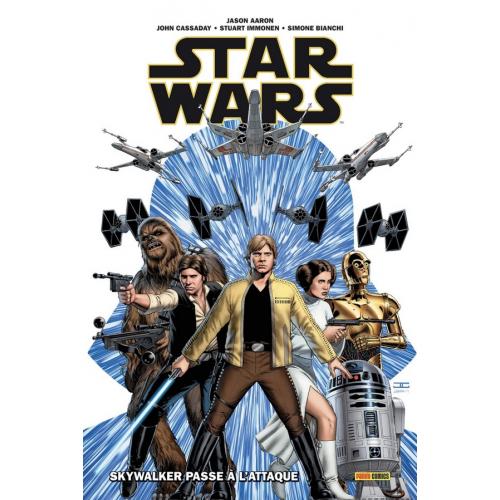 Star Wars Tome 1: Skywalker passe à l'attaque (VF)