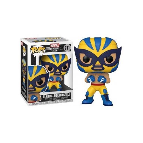 Funko Pop Luchadores Wolverine 711