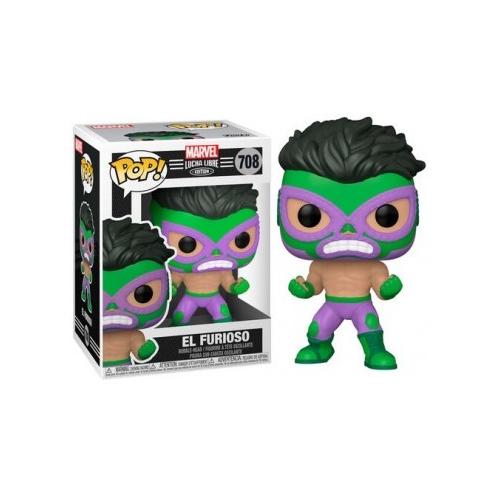 Funko Pop Luchadores Hulk 708