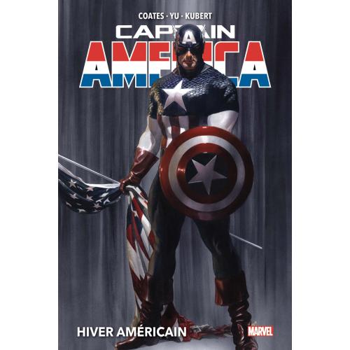 CAPTAIN AMERICA TOME 1 : HIVER AMERICAIN (VF)