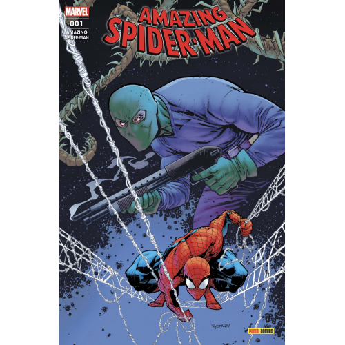 AMAZING SPIDER-MAN 1 (VF)