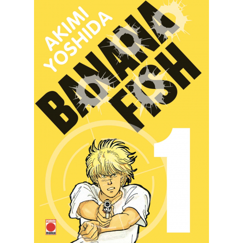 BANANA FISH PERFECT EDITION TOME 1 (VF)