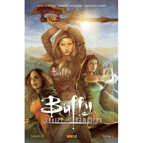 Buffy contre les Vampires Saison 8 Tome 1 (VF)