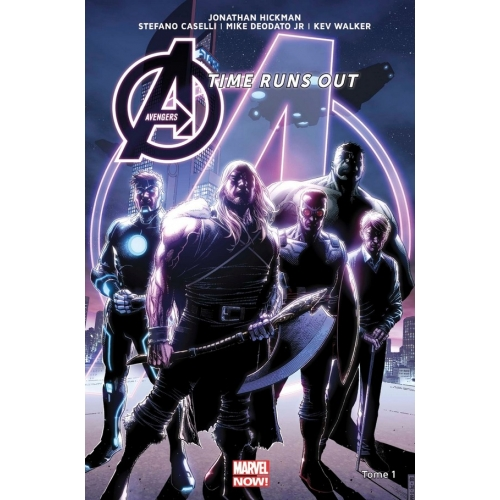 Avengers : Time Runs Out tome 1 (VF)