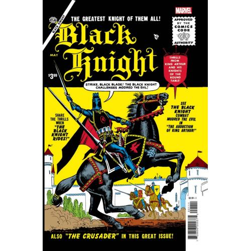 BLACK KNIGHT 1 FACSIMILE EDITION (VO)