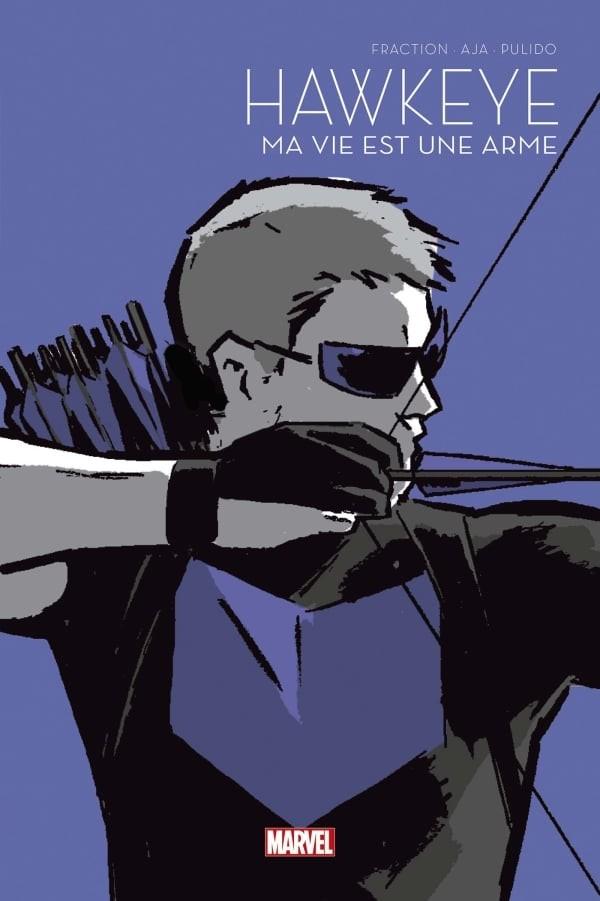 Hawkeye : Ma vie est une Arme (VF) Le Printemps des Comics à 5,99€ - Exclusivité Boutique et Click & Collect