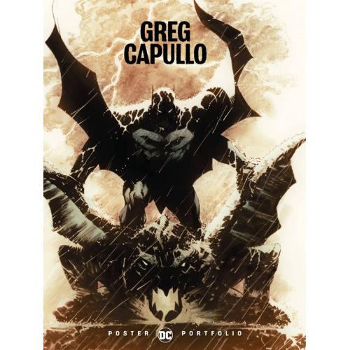 DC Poster Portfolio: Greg Capullo TP (VO)