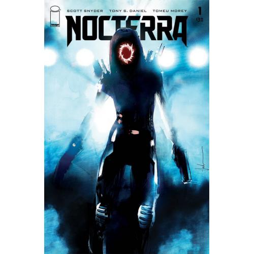 NOCTERRA 1 CVR B JOCK (VO) SCOTT SNYDER - TONY DANIEL