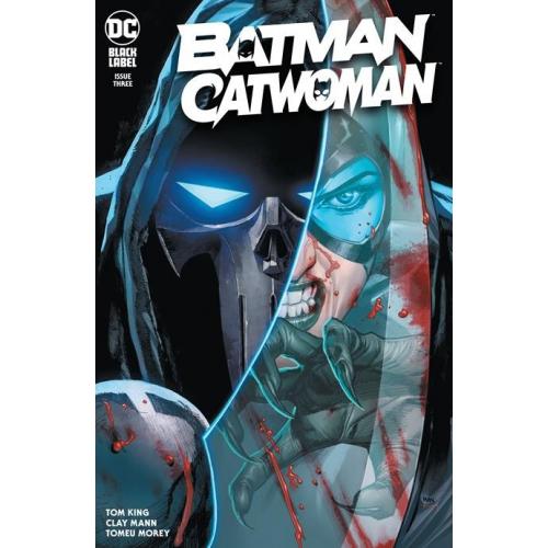 BATMAN CATWOMAN 3 (OF 12) CVR A CLAY MANN (VO)