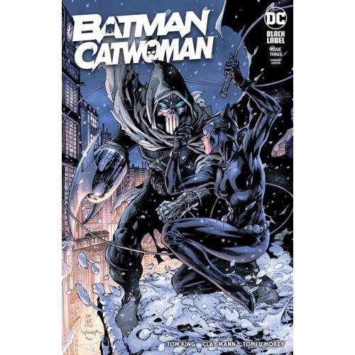 BATMAN CATWOMAN 3 (OF 12) CVR B JIM LEE & SCOTT WILLIAMS VAR (VO)