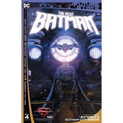 FUTURE STATE THE NEXT BATMAN 4 (OF 4) CVR A LADRONN (VO)