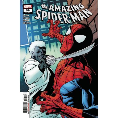 AMAZING SPIDER-MAN 59 (VO)