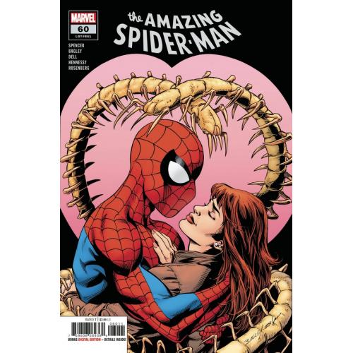AMAZING SPIDER-MAN 60 (VO)