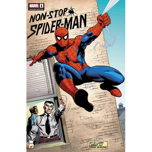 Non-Stop Spider-Man 1 (VO) BACHALO VARIANT