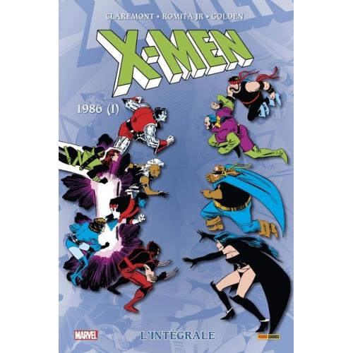 X-Men : L'intégrale 1986 (Tome 12 Nouvelle édition) (VF)