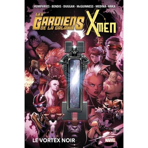 LES GARDIENS DE LA GALAXIE & X-MEN : LE VORTEX NOIR (VF)