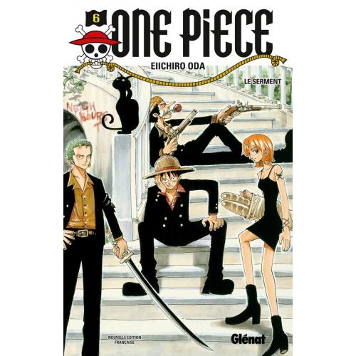 One Piece Édition Originale Volume 6 (VF)