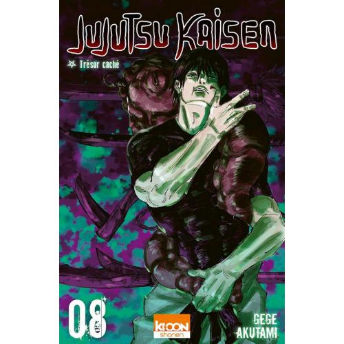 Jujutsu Kaisen Tome 8 (VF)