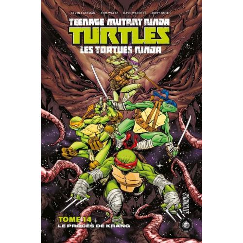 TMNT Tortues Ninja - Tome 14 (VF)