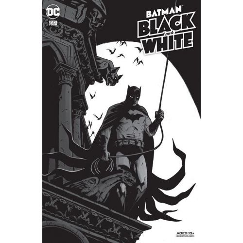 BATMAN BLACK AND WHITE 4 (OF 6) CVR A BECKY CLOONAN (VO)