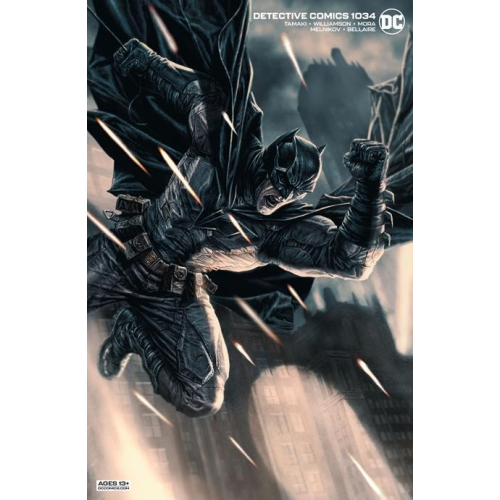 DETECTIVE COMICS 1034 CVR B LEE BERMEJO CARD STOCK VAR (VO)