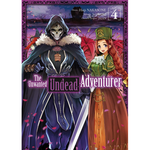 The Unwanted Undead Adventurer Tome 4 (VF)
