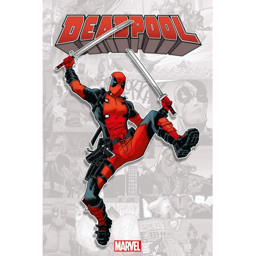 MARVEL-VERSE : DEADPOOL (VF)